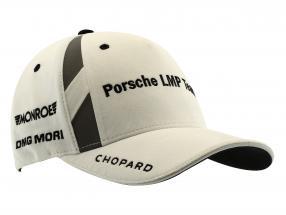 Porsche LMP Team Cap #1 Andre Lotterer 24h LeMans 2017 weiß