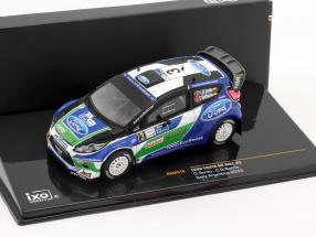 Ford Fiesta RS WRC #3 Rally Argentina 2012 Sordo / Barrio 1:43 Ixo
