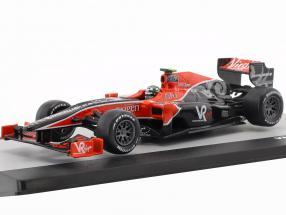 Lucas di Grassi Virgin VR-01 #25 formula 1 2010 1:43 Altaya