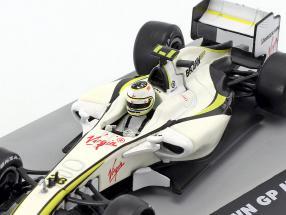 Rubens Barrichello Brawn BGP 001 #23 2nd Australien GP Formel 1 2009