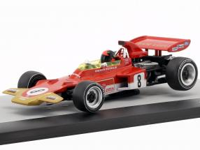 Emerson Fittipaldi Lotus 72D #8 Germany GP Formula 1 1971 1:43 Altaya