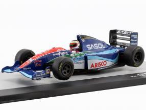 Rubens Barrichello Jordan 194 #14 Kanada GP Formel 1 1994 1:43 Altaya