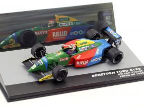 Nelson Piquet Benetton Ford B190 #20 Winner Japan GP Formel 1 1990 1:43 Altaya