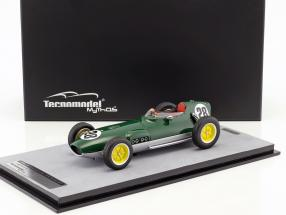 Graham Hill Lotus 16 #28 British GP formula 1 1959 1:18 Tecnomodel
