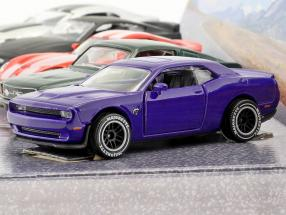 5-Car Set American Muscle Cars Gift Pack 1:64 Majorette