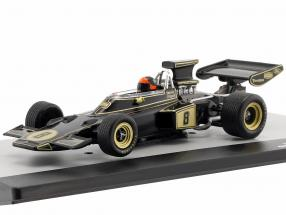 Emerson Fittipaldi Lotus 72D #8 Winner British GP formula 1 1972 1:43 Altaya