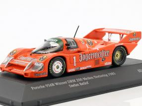 Porsche 956B Brun #1 Winner DRM 200 miles Norisring 1985 Stefan Bellof 1:43 CMR