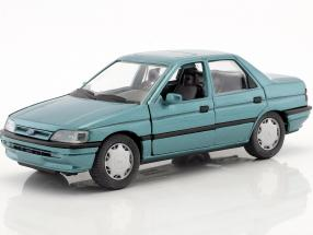 Ford Orion LHD blaugrün metallic 1:24 Schabak