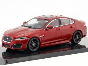 Jaguar XFR italian racing red 1:43 Ixo