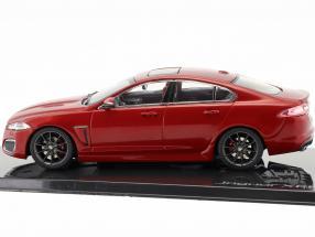 Jaguar XFR italian racing rot