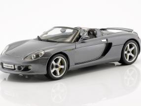 Porsche Carrera GT gray metallic 1:18 Maisto