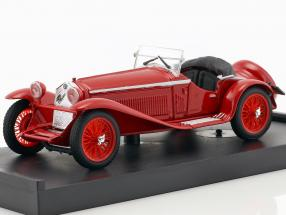 Alfa Romeo 1750 GS Zagato year 1931 red 1:43 Brumm