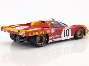 Ferrari 512 M #10 24h LeMans 1971 Pesch, Loos