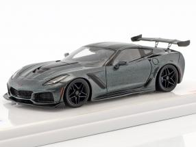 Chevrolet Corvette C7 ZR-1 dark shadow grau