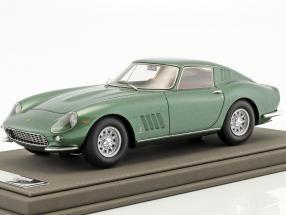 Ferrari 275 GTB S/N 06437 Personal Car Battista Pininfarina Baujahr 1964 grün metallic 1:18 BBR