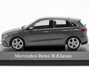 Mercedes-Benz B-Klasse (W247) Baujahr 2018 mountain grau