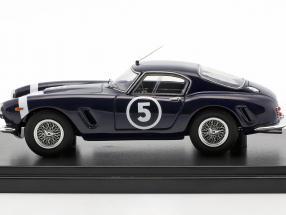 Ferrari 250 GT Passo Corto #5 Winner Nassau Tourist Trophy 1960 Stirling Moss