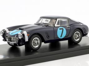 Ferrari 250 GT Passo Corto #7 Winner RAC Tourist Trophy 1961 Stirling Moss 1:43 Matrix