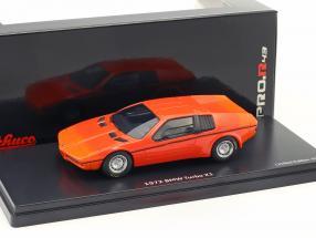 BMW Turbo X1 Baujahr 1972 rot 1:43 Schuco