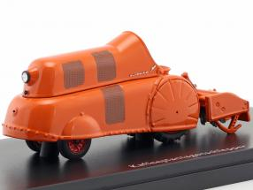 Kaffeeplantagenschlepper orange 1:43 Schuco