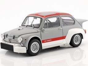 Fiat Abarth 1000 TCR Year 1970 gray / red 1:18 AUTOart