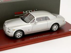 Rolls Royce Phantom Coupe built in 2009 silver 1:43 TrueScale