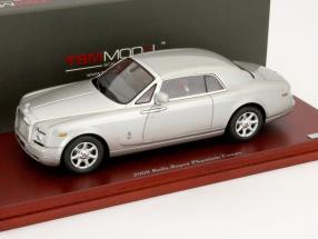 Rolls Royce Phantom Coupe Baujahr 2009 silber 1:43 TrueScale