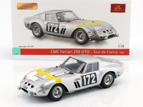 Ferrari 250 GTO #172 Winner Tour de France 1964 Bianchi, Berger 1:18 CMC