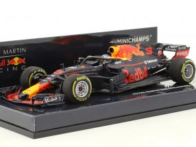 Daniel Ricciardo Red Bull Racing RB14 #3 formula 1 2018 1:43 Minichamps