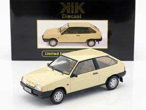 Lada Samara Baujahr 1984 beige 1:18 KK-Scale