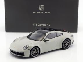 Porsche 911 (992) Carrera 4S Baujahr 2019 kreidegrau 1:18 Minichamps