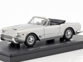 Maserati 3500 GT Special Spyder Vignale year 1960 silver 1:43 AutoCult