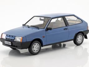 Lada Samara year 1984 blue 1:18 KK-Scale