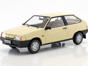Lada Samara year 1984 beige 1:18 KK-Scale