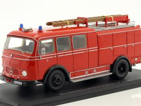 Mercedes-Benz LPKO 311 Pullman TLF 16 fire Department red 1:43 Neo