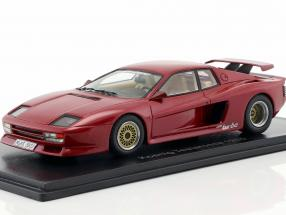 Ferrari Koenig Testarossa Baujahr 1985 rot metallic 1:43 Neo