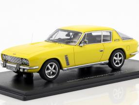 Jensen Interceptor SIII year 1972 yellow 1:43 Neo
