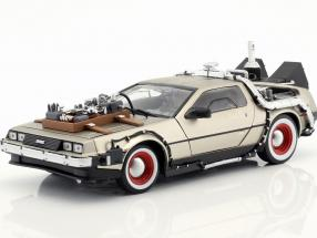 De Lorean DMC 12 Back to the Future part 3 1:18 SunStar