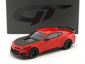 Chevrolet Camaro ZL1 1LE Nürburgring record year 2017 red 1:18 GT-Spirit