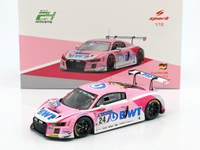 Audi R8 LMS #24 24h Nürburgring 2018 Audi Sport Team BWT 1:18 Spark