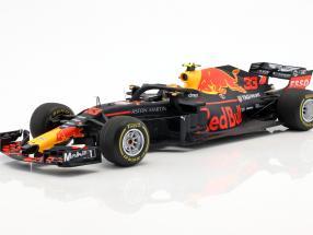 Max Verstappen Red Bull Racing RB14 #33 Winner Austrian GP formula 1 2018 1:18 Spark