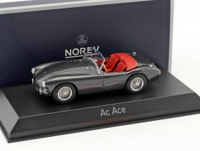 AC Ace year 1957 gray metallic 1:43 Norev