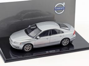 Volvo S80 year 2017 electric silver 1:43 Norev