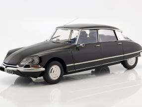 Citroen DS21 year 1970 black 1:8 Premium X