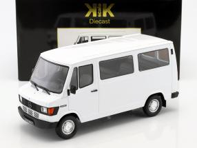 Mercedes-Benz 208 D bus year 1988 white 1:18 KK-Scale