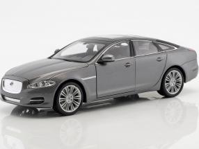 Jaguar XJ (X351) Baujahr 2010 silber metallic 1:24 Welly