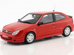 Citroen Xsara Sport Phase I Baujahr 2000 rot 1:18 OttOmobile