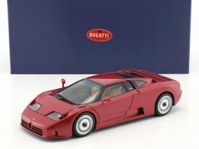 Bugatti EB110 GT Year of construction 1991 dark red 1:18 AUTOart