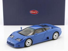 Bugatti EB110 GT Year 1991 blue 1:18 AUTOart