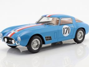 Ferrari 250 GT Berlinetta Competizione #171 5th Tour de France 1957 Peron, Burggraf 1:18 CMR